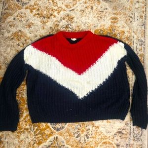 Garage oversized knit sweater
